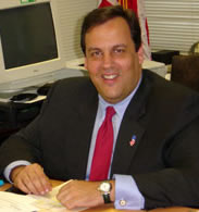 US Attorney General Christopher J. Christie